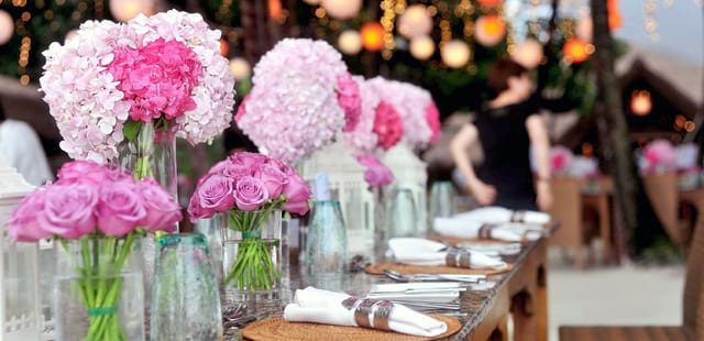 Luxury Event Management | The Luxe Guide Luxury Specialist