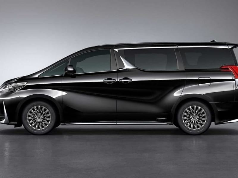 Lexus LM is more grandiose than the Toyota Alphard | The ...