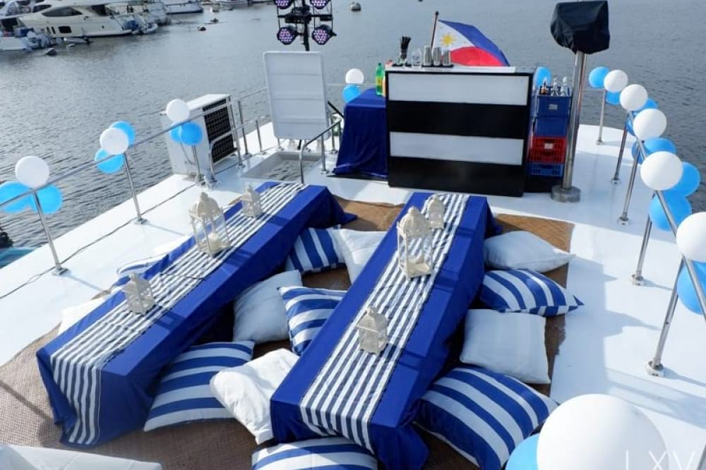 Manila Yacht Party Package by The Luxe Guide