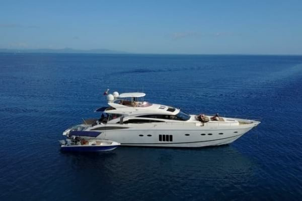 LXV Yacht Rental in Cebu